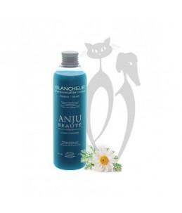 Anju Beauté - Blancheur 1000 ml - Shampoing spécial blanc