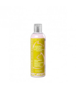 Ladybel - Jojoba Creme 1 litre - Après-shampooing concentré démêlant hydratant