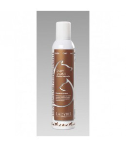 Ladybel - Lady Laque 300 ml - Fixation fine et naturelle