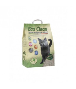 Eco Clean Cat Litter - 20 litres