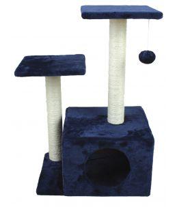 Arbre à chat - Sammy - Bleu