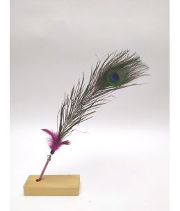 TeaZ'r Peacock Mini - Pink