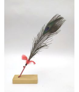 TeaZ'r Peacock Mini - Red