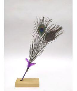 TeaZ'r Peacock Mini - Purple