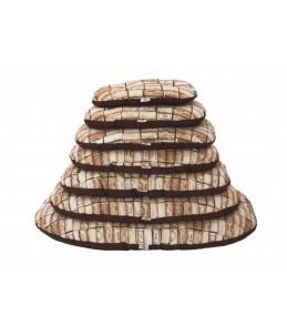 Coussin oval Nettuno pour Corbeille Domus