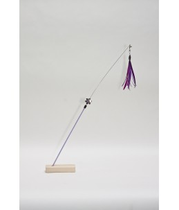 TeaZ'r Medium - Soft Purple - Ribbon : Purple