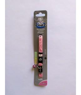 Rogz - Collier rose