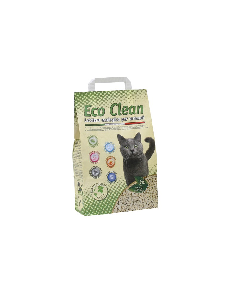 Eco Clean Cat Litter